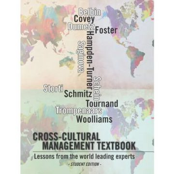 Cross-cultural management textbook: lessons from the world leading experts